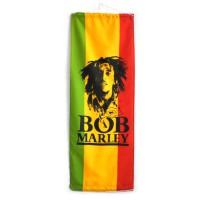 """Флаг вертикальный """"Bob Marley"""" (1)"""