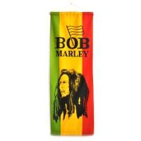 """Флаг вертикальный """"Bob Marley"""" (2)"""