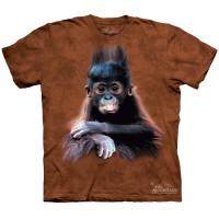 """Футболка """"Orangutan Baby"""" (США)"""