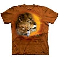 "Футболка ""Lion Sun"" (США)"