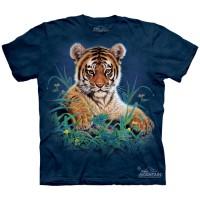 "Футболка ""Tiger Cub in Grass"" (США)"