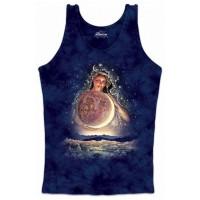 """Женская подростковая майка-топ """"Moon Goddess"""" (США)"""