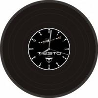 "Часы-пластинка настенные ""Tiesto"" (1)"