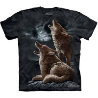 "Футболка ""Howling Coyotes"" (США)"