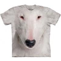 "Футболка The Mountain ""Bull Terrier Face "" (детская)"