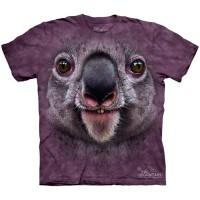 """Футболка """"Koala Face"""" (США)"""