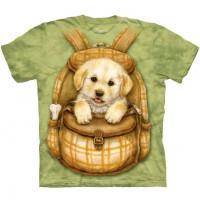 "Футболка ""Puppy Backpack"" (США)"