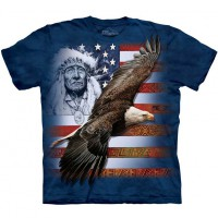 """Футболка """"Spirit of America"""" (США)"""