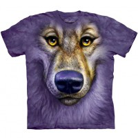 "Футболка The Mountain ""Friendly Wolf Face"" (детская)"