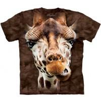 "Футболка The Mountain ""Giraffe "" (детская)"