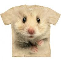 "Футболка ""Hamster Face"" (США)"