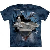 """Футболка The Mountain """"Aircraft Carrier"""" (детская)"""