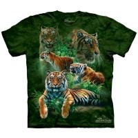 "Футболка ""Jungle Tigers"" (США)"