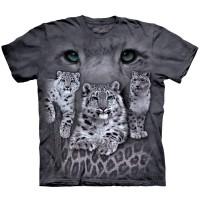 """Футболка """"Snow Leopards""""  Evolution (США)"""