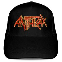 "Бейсболка ""Anthrax"""