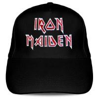 "Бейсболка ""Iron Maiden"""