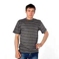 "Футболка мужская ""Samo"" (полоски) -13"