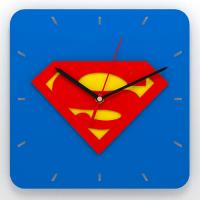 """Часы 3D настенные """"Superman"""""""