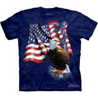 "Футболка ""Eagle Flag"" (США)"