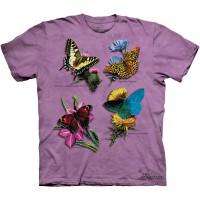 "Футболка ""Butterfly Study"" (США)"