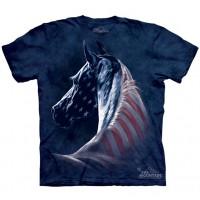 """Футболка """"Patriotic Horse"""" (США)"""