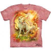 """Футболка """"Mother and Baby Unicorn"""" (США)"""