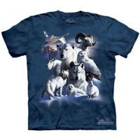 """Футболка The Mountain """"Arctic Animals"""" (детская)"""