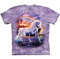 """Футболка The Mountain """"Rainbow Unicorn"""" (детская)"""