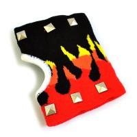 """Напульсник-перчатка """"Пламя"""""""