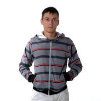 """Толстовка мужская на молнии с капюшоном """"Glacier Wear"""" -05"""