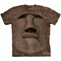 "Футболка ""Easter Island Face"" (США)"