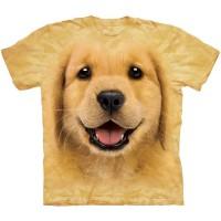 """Футболка """"Golden Retriever Puppy"""" (США)"""