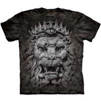 "Футболка ""Big Face King Lion"" (США)"