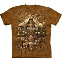 """Футболка """"Buddha Wall"""" (США)"""