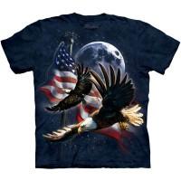 """Футболка """"Patriot Eagle Moon"""" (США)"""
