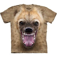 "Футболка ""Big Face Hyena"" (США)"