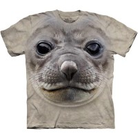 "Футболка ""Big Face Seal"""