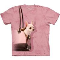 """Футболка """"Handbag Chihuahua"""" (США)"""