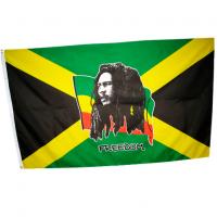Флаг Ямайки (Боб Марли)