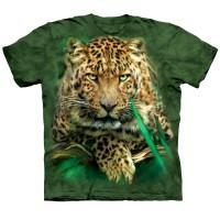 """Футболка """"Majestic Leopard"""" (США)"""