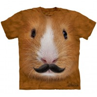 "Футболка ""Big Face Incognito Guinea Pig"" (США)"