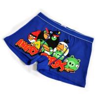 "Трусы мужские ""Angry Birds"" -2 (blue)"