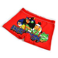 "Трусы мужские ""Angry Birds"" -2 (red)"