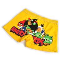 """Трусы мужские """"Angry Birds"""" -2 (yellow)"""