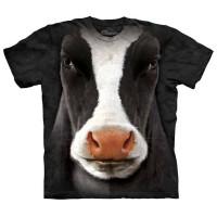 """Футболка The Mountain """"Cow Face"""" (детская)"""