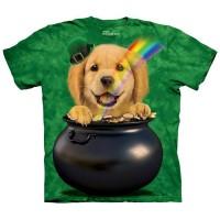 "Футболка ""Pot o Golden Puppy"" (США)"