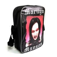 "Сумка вертикальная ""Marilyn manson"""