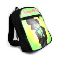"Сумка-рюкзак ""Marilyn manson"" -01"