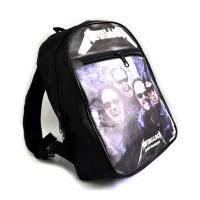 """Сумка-рюкзак """"Metallica"""" -2"""