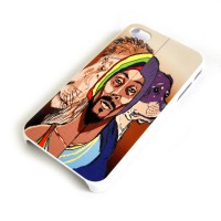 "Чехол для iPhone 4/4s ""Rasta"""